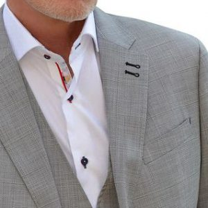 7 Downie St. Warsaw Sport Coat, Grey